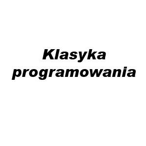 Klasyka programowania