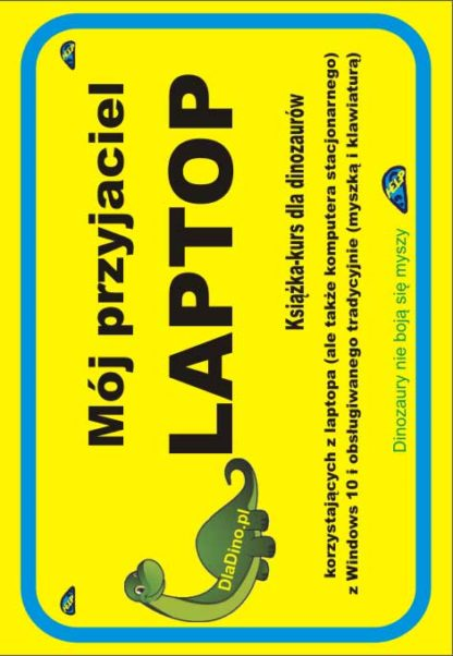 LAPTOP - I strona okładki