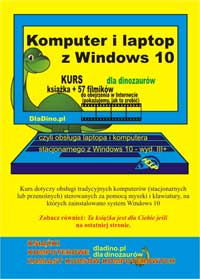 Komputer, laptop z Windows 10