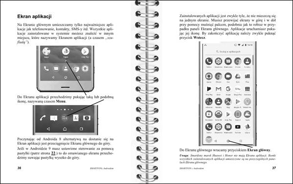 Smartfon z Androidem strony 36-37