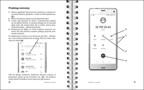 Smartfon z Androidem 56-57