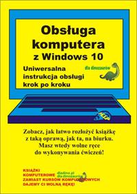 Obsługa komputera z Windows 10