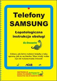 Telefony Samsung - okładka