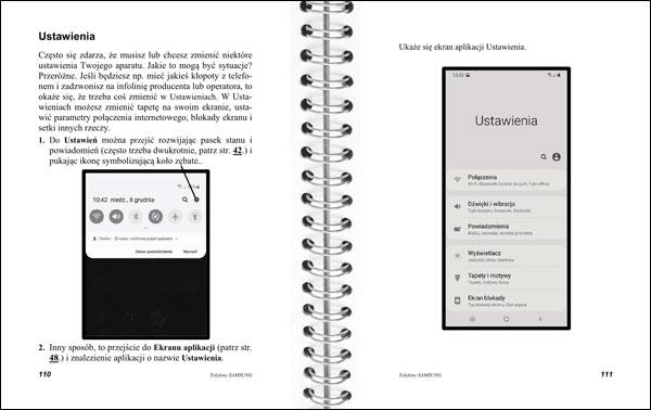 Instrukcja telefonów Samsung strony 110-111