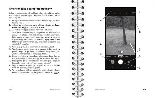 Instrukcja telefonów Samsung strony 150-151