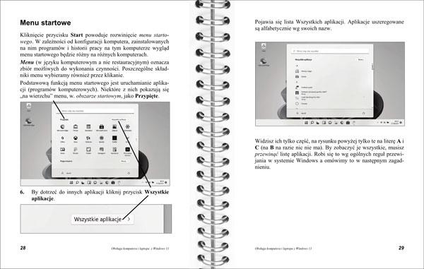 Instrukcja Windows 11 strony 28-29