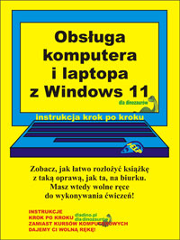 obsługa komputera z Windows 11